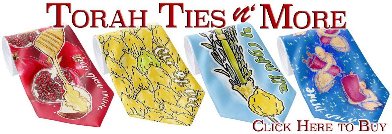Torah Ties 2